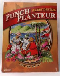 Punch planteur Caviste de Vierzon