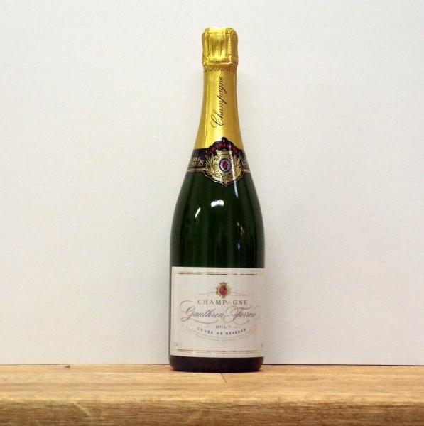 Champagne Gauthrin Ferron Cave des Berlurettes