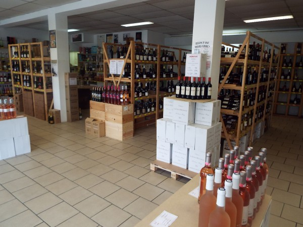 les vins Cave des berlurettes